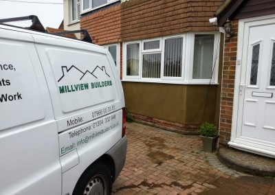 Millview Builders Van
