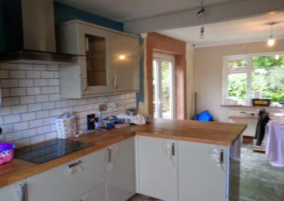 Kitchen installer Dover